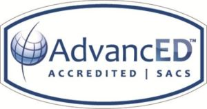 Accredited by AdvancED/SACS